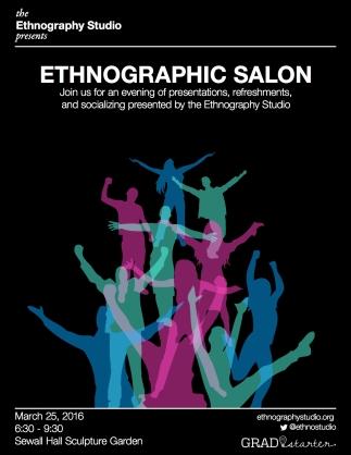 Ethnographic Salon poster